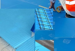 Floor protection sheets.Temporary floor protection.Corrugated sheetsFloor protection sheets.Temporary floor protection.Corrugated sheets from SB GROUP FZE LLC