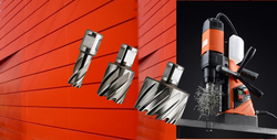 MAGNETIC DRILL MACHINE MACSTROC UAE