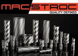 MACSTROC MAGNETIC DRILL MACHINE /ANNULAR CUTTER