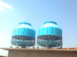 Round / Bottle Cooling Tower