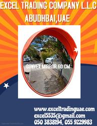 CONVEX MIRROR 60CM INDOOR AND OUTDOOR  SUPPLIER IN DUBAI