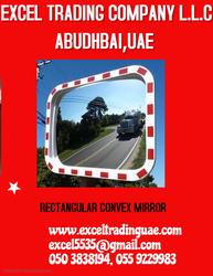 RECTANGULAR CONVEX MIRROR SUPPLIER IN UAE