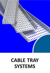 CABLE TRAYS LADDERS SUPPLIER IN UAE  from LITTLE MARY GENERAL TRADING LLC