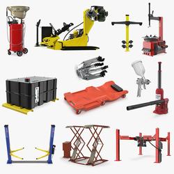 Garage Equipment Supplier In UAE