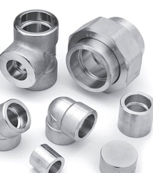 Monel Socketweld Fittings from VENUS PIPE AND TUBES