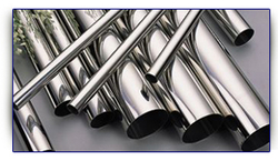 Stainless Steel Welded Pipes from LUPIN STEELS INC