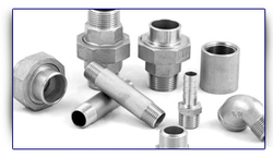 Forged Fittings from LUPIN STEELS INC