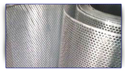 Perforated Sheet from LUPIN STEELS INC