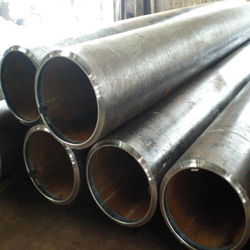 ALLOY STEEL SEAMLESS PIPE from LUPIN STEELS INC