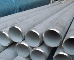 STAINLESS STEEL PIPE from LUPIN STEELS INC