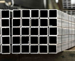 STAINLESS STEEL SQUARE TUBE from LUPIN STEELS INC