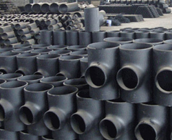 ASTM A420 WPL6 Pipe Fittings from LUPIN STEELS INC