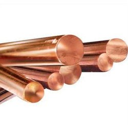 Cupro Nickel Bar & Rods from VENUS PIPE AND TUBES