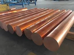 Copper Bar from PRIME STEEL CORPORATION