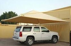 CAR PARKING SHADES SUPPLIERS IN UMM AL QUWAIN 0543839003