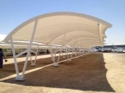 CAR PARKING SHADES SUPPLIERS IN UAE 0543839003