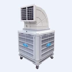 MOVICOOL XLT Industrial Evaporative Air Cooler from CONSTROMECH FZCO