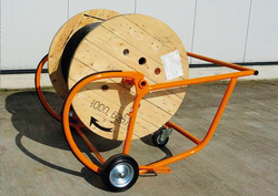 CABLE DRUM TROLLEY   from EXCEL TRADING COMPANY L L C