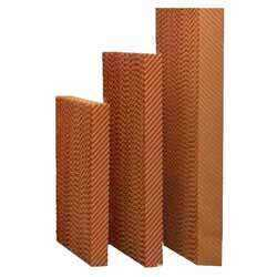Evaporative cellulose cooling pad / Honeycomb fills for evaporator
