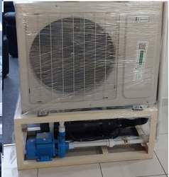 CHILLERS /COOLING TOWERS from PRIDE POWERMECH FZE