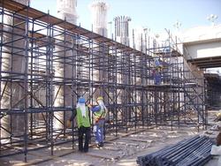 oScaffolding Erection & Dismantling  from SCAFFCO FZCO