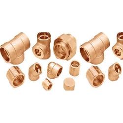 Copper Nickel Instrumentation Fittings from VERSATILE OVERSEAS