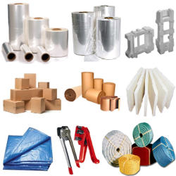 PACKAGING MATERIALS from SAIFEE SOLUTIONS LLC