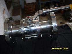bar stock ball valves from AAIMA ENGINEERING COMPANY