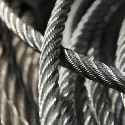 Steel wire rope from SSS AL ZAABI STEEL PRODUCTS TRADING