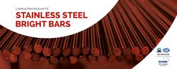Stainless Steel Bright Bars Manufacturer and Supplier in India