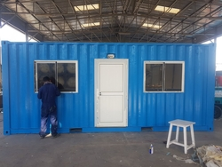 container office from BLUE FIN HEAVY EQUIPMENT RENTAL LLC