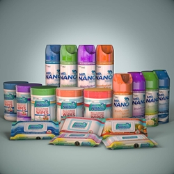 DISINFECTANT from NANOFIXT HOLDINGS LIMITED