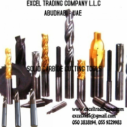 SOLID CARBIDE MILLING CUTTERS & TAPS