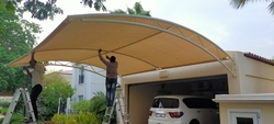 Best Car Parking Shades Company in Dubai 0543839003 from CAR PARKING SHADES SUPPLIER