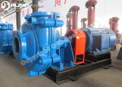 Tobee 10/8 ST-AH Centrifugal Slurry Pumps for mineral processing