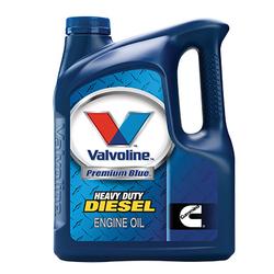 Valvoline Premium Blue Oil