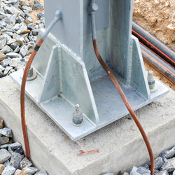 Earthing Cable Grounding Wire Stranded Copper/CCS Wire