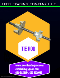 TIE ROD from EXCEL TRADING COMPANY L L C