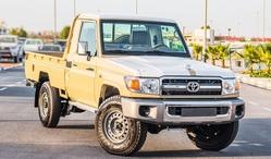 (LHD) | Toyota | Land Cruiser | Pickup Single Cabin |  76 Series | 4.0L Petrol | 2021 | from LAND MOTORS FZCO