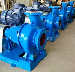 IS Horizontal end suction centrifugal pump