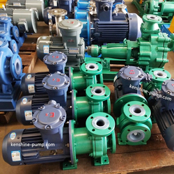 CQB-F fluoroplastic magnetic pump