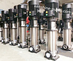 QDLF Vertical multistage centrifugal pump