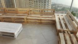 Euro wooden pallet 0554646125