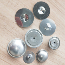 Lock Washer With Dome Cap