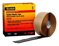 "3M 2228 SCOTCH RUBBER MASTIC 1"" X 10 FEET"