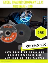 Q-FLEX ABRASIVE CUTTING DISC