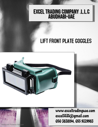 lift front plate goggles supplier in uae