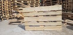 wooden pallet 0554646125