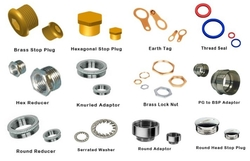 BRASS CABLE GLAND ACCESSORIES from UNIPHOS INTERNATIONAL LTD