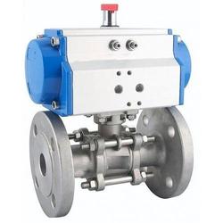 Actuator ball valves from UNIPHOS INTERNATIONAL LTD
